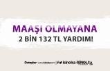 Maaşı Olmayan Yaşlılara Devletten 2 Bin 132 TL Destek Müjdesi!