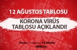 12 Ağustos korona virüs sonuçları nasıl? Artış devam ediyor mu?