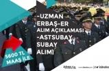 MSB Bakanı Akar'dan Uzman Erbaş Alımı İçin Yeni Açıklama! 5600 Tl Maaş ile Subay Astsubay Alımı!