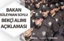 İçişleri Bakanı Süleyman Soylu Bekçi Alımı...