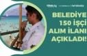 Belediye Plaj Görevlisi İlkokul Mezunu 150 İşçi...