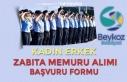 Beykoz Belediyesi Kadın Erkek 50 Zabıta Memuru Alımı...