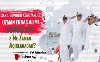 Sahil Güvenlik Komutanlığı 175 Uzman Erbaş Alımı Sonuçları Ne Zaman Açıklanacak?