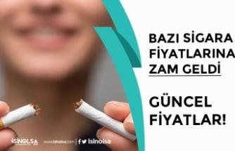 Bazı Sigara Fiyatlarına Zam Geldi! Haziran 2020 Güncel Fiyatlar!