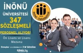 İnönü Üniversitesi Mülakatsız 347 Sözleşmeli Sağlık Personeli Alımı Yapıyor!
