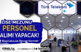 İŞKUR İle Türk Telekom Bayi Müşteri Temsilcisi Alıyor! Başvurular Devam Ediyor!