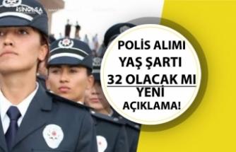 Polis Alımı Yaş Şartı ve Boy Şartı Esnetilecek mi,  Bakan Soylu Açıkladı!