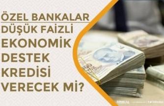 Özel Bankalarda Verecek mi? Düşük Faizli Konut, Taşıt, Turizm İhtiyaç Kredisi (Deniz, İş, Finans, Yapıkredi)