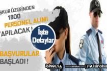 İŞKUR Üzerinden İlkokul Mezunu Bin 800 Personel Alınacak!