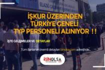 TYP'de Diğer İllere Alım Açıklaması Yapıldı! Türkiye Geneli Alım Olacak!
