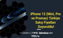 iPhone 12 (Mini, Pro ve Promax) Türkiye Satış Fiyatları Duyuruldu!