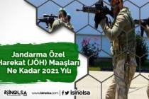 Jandarma Özel Harekat (JÖH) Maaşları Ne Kadar 2021 Yılı