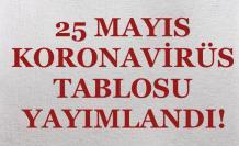 Vaka Sayısı Yine Yükseliyor! 25 Mayıs Koronavirüs Tablosu Yayımlandı!