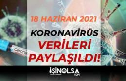 18 HAZİRAN KORONAVİRÜS VAKA SAYISI AÇIKLANDI!
