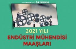 Endüstri Mühendisi Maaşları 2021