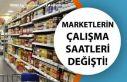 5 Haziran Cuma Marketlerin Çalışma Saatleri BİM,...