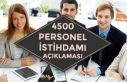 Sanayii Bakanlığı Devlet Destekli Projeye 4500...