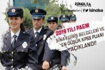 PAEM Sınav Giriş Belgeleri Açıklandı! En Düşük KPSS Taban Puanı