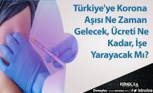Türkiye'ye Korona Aşısı Ne Zaman Gelecek, Ücreti Ne Kadar, İşe Yarayacak Mı?