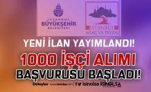 Yeni İlan: İstanbul Ağaç ve Peyzaj 1000 İşçi Alımı Yapacak! Başvurular Başladı!