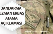 Jandarma Uzman Erbaş Alımı Eğitim Açıklaması! Başvuru Şartı!