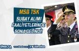 MSB Türk Sİlahlı Kuvvetlerine Hukuk Sınıfı Subay Alımı Temini Sona Eriyor!