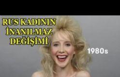 Rus Kadının 100 Yıllık Saç Modası