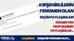 Kırşehirli Vatandaşların Seçim Paylaşımları Sosyal Medyada Olay Oldu!