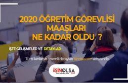 2020 Öğretim Görevlisi Maaşları Ne Kadar?