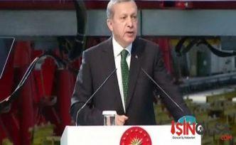 Erdoğan'dan Bomba Gibi Silah Açıklaması
