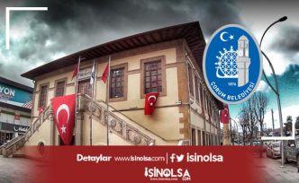 Çorum Belediyesi KPSS Şartı Olmadan 102 Personel Alımı İlanı Yayımladı!