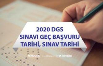 2020 DGS Sınavı Ne Zaman Taban Puanlar, Başvuru Ücreti Ödeme Son Tarihi! Geç Başvuru Tarihi!