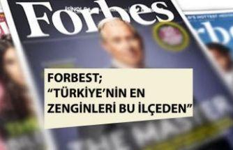 Forbest'te Türkiye'nin En Zenginleri Çıktığı Bu İlçe Gündeme Geldi!