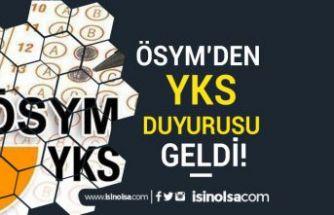 ÖSYM'den YKS Duyurusu Geldi: Sınav Günü Açık Tutulacak İl/İlçe Nüfus Müdürlükleri