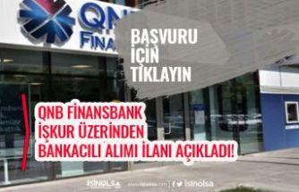 QNB Finansbank, Pazarlamacı, Satış Danışmanı Bankacı Alımı