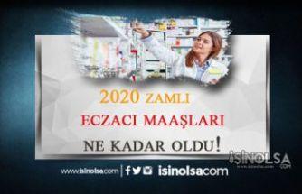 2020 Eczacı Maaşları