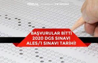 2020 DGS ve ALES/1 Sınavı Ne Zaman? Ales/2 Başvuru Tarihi Nedir?
