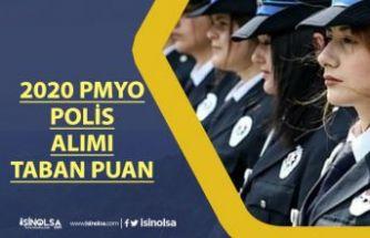 PMYO Polis Alımı, 2020 YKS TYT Taban Puan Kaç Olur?