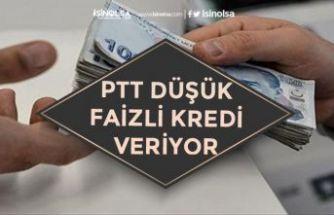 PTT'den Emeklilere 60 Ay Düşük Faizli Kredi! Başvuru SMS ile
