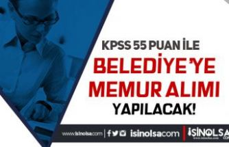 Yenikent Belediyesi 9 Memur Alımı Başvuruları Ne Zaman? KPSS En Az 55 Puan