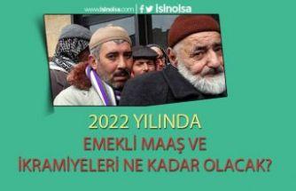 2022 Emekliye Beklenen Maaş, İkramiye ve İntibak Zammı Ne Kadar?