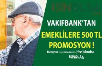 Emeklilere Müjde Bitmiyor!!! İşte 500 TL Ödeme Duyurusu!!!