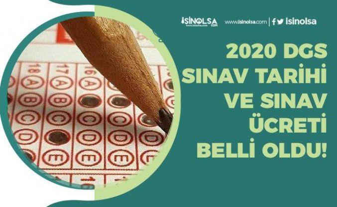 2020 DGS Sınav Tarihi ve Dikey Geçiş Sınavı Başvuru Tarihi Belli Oldu!